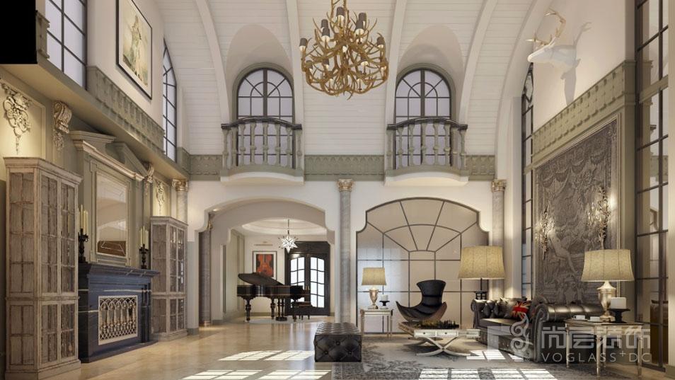 正阳世纪星城客厅设计效果图