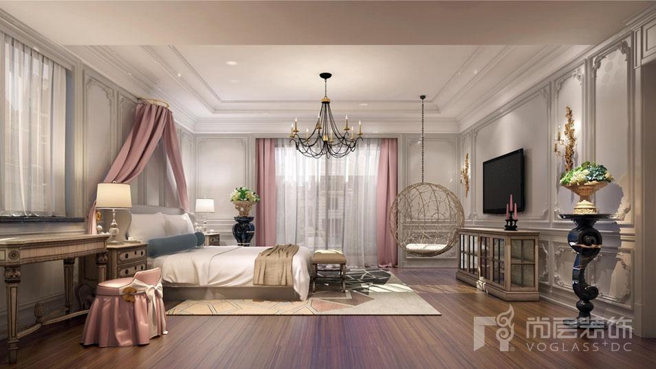 正阳世纪星城女儿房设计效果图