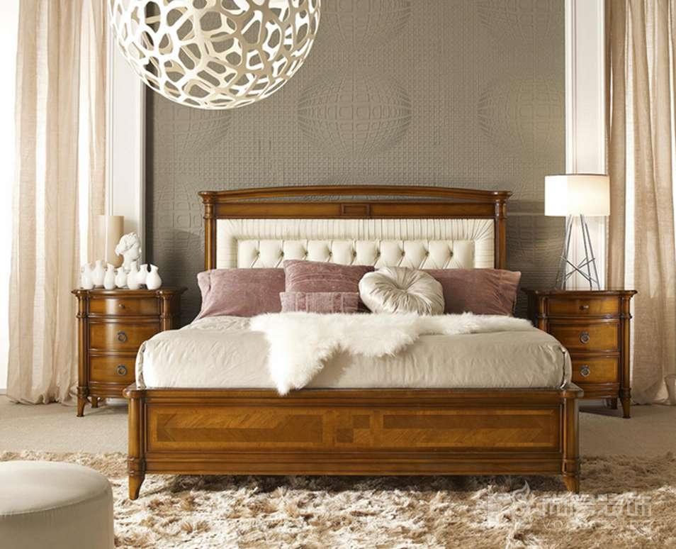 尚层装饰合作品牌Signorini & Coco CARLOTTA系列卧室空间