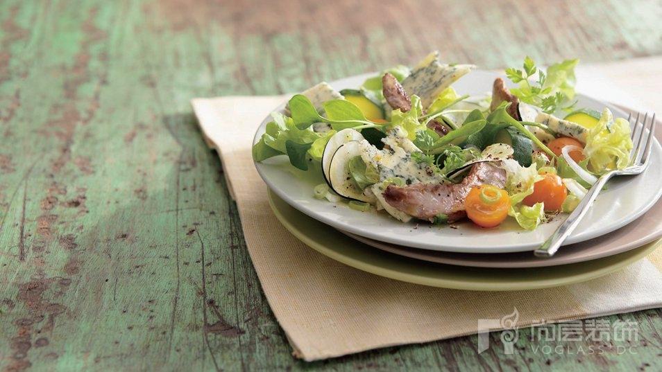 尚层装饰别墅生活蔬菜美食