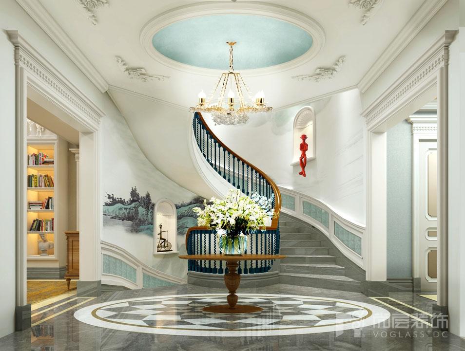 楼梯间装修设计效果图