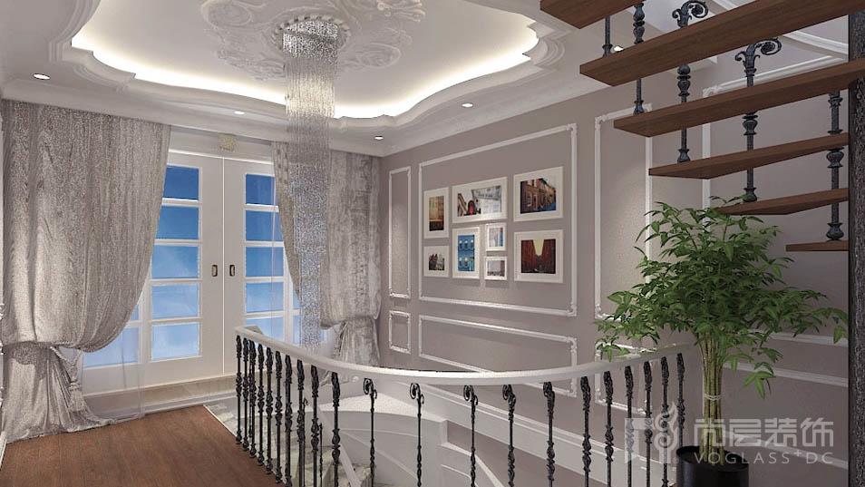 丝庐雅苑楼梯设计