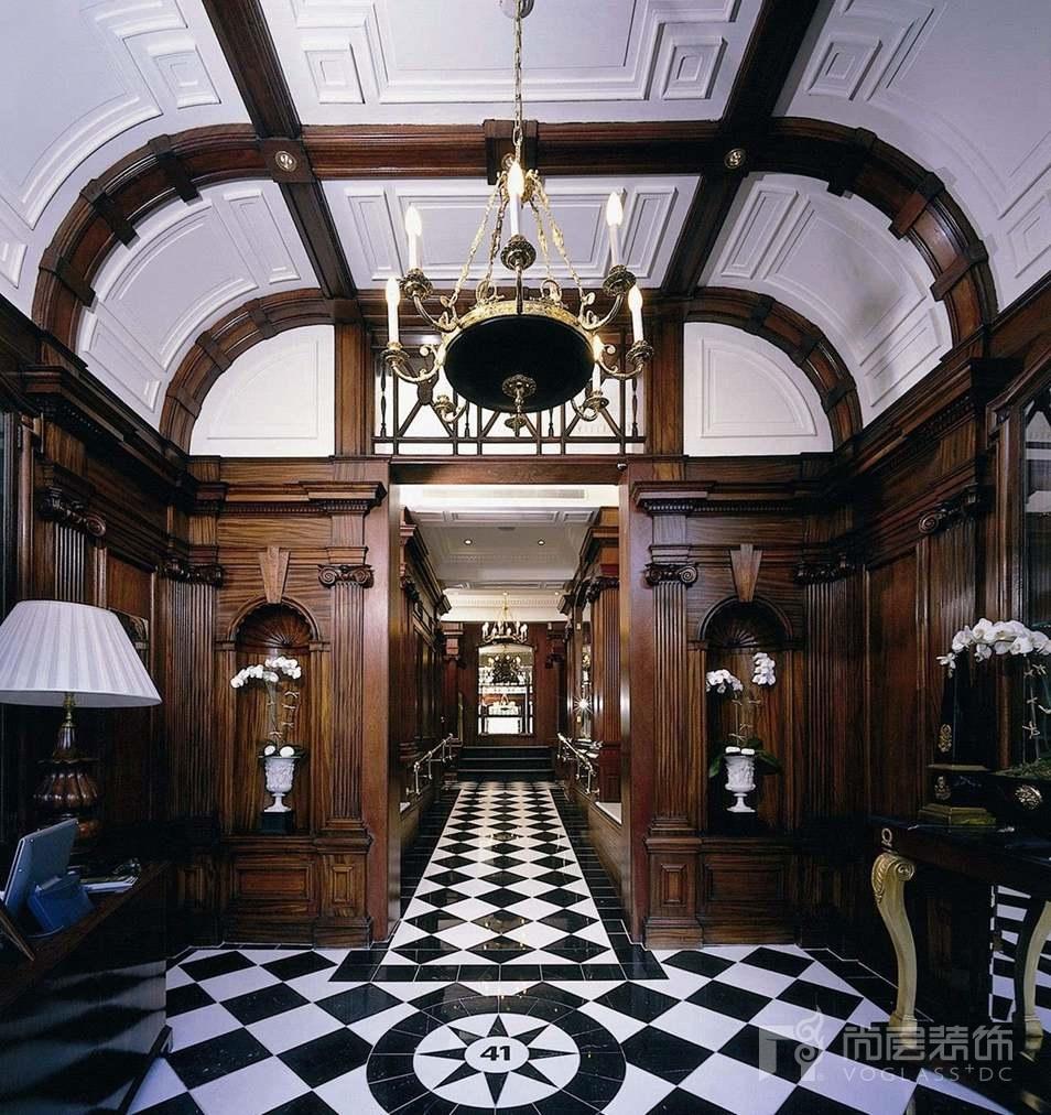尚层装饰陈设搭配-伦敦的41号酒店