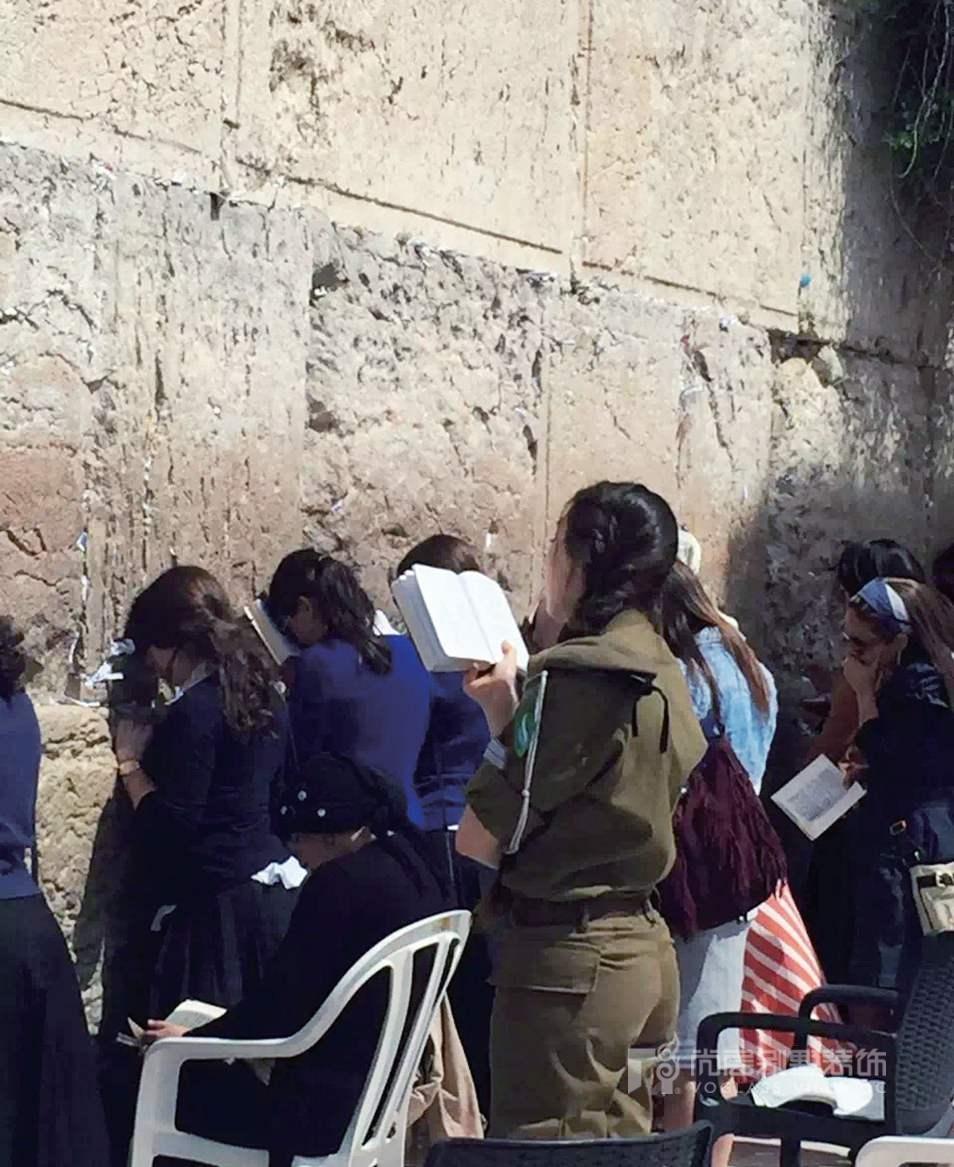 尚层客户周女士拍摄于耶路撒冷老城