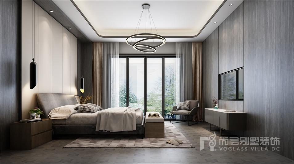 简约风格卧室装修设计效果图