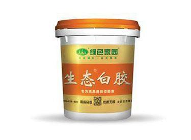 上海尚层别墅装饰-绿色家园白乳胶