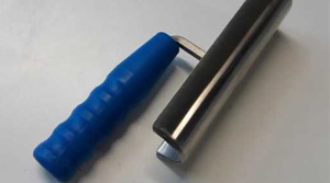 防水施工工具升级:圆弧角抹子