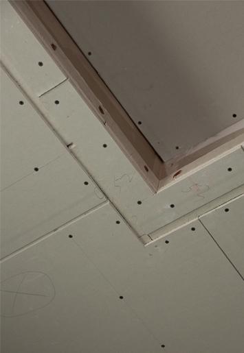 L型吊顶防开裂结构专利技术
