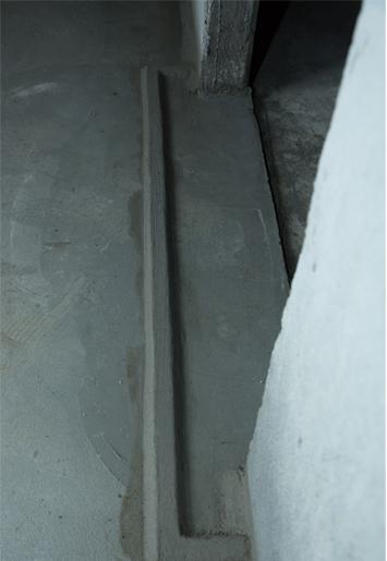 尚层别墅装饰门口的防水隔潮装置专利技术