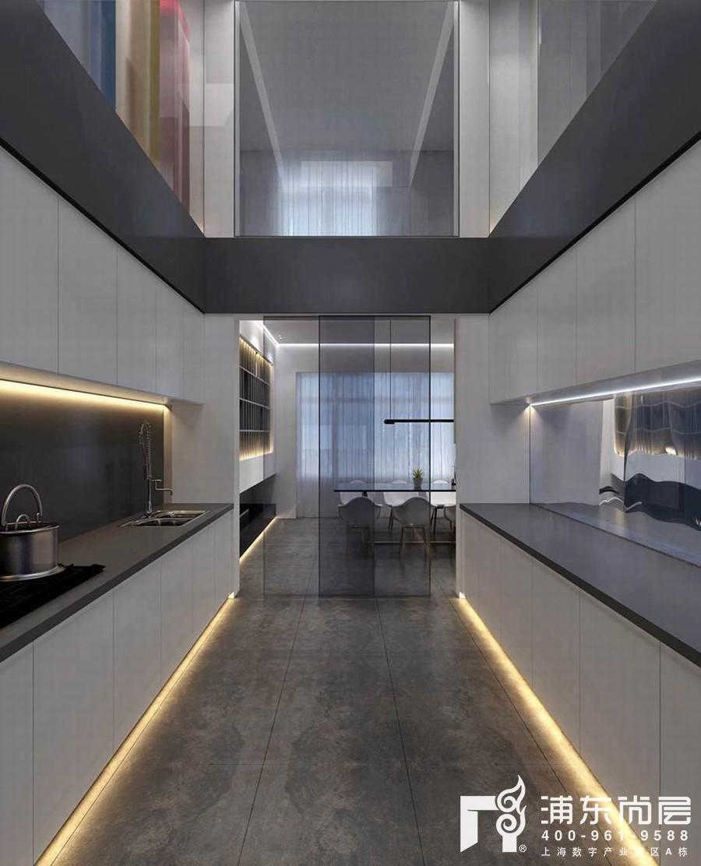 室内装修灯带设计效果图