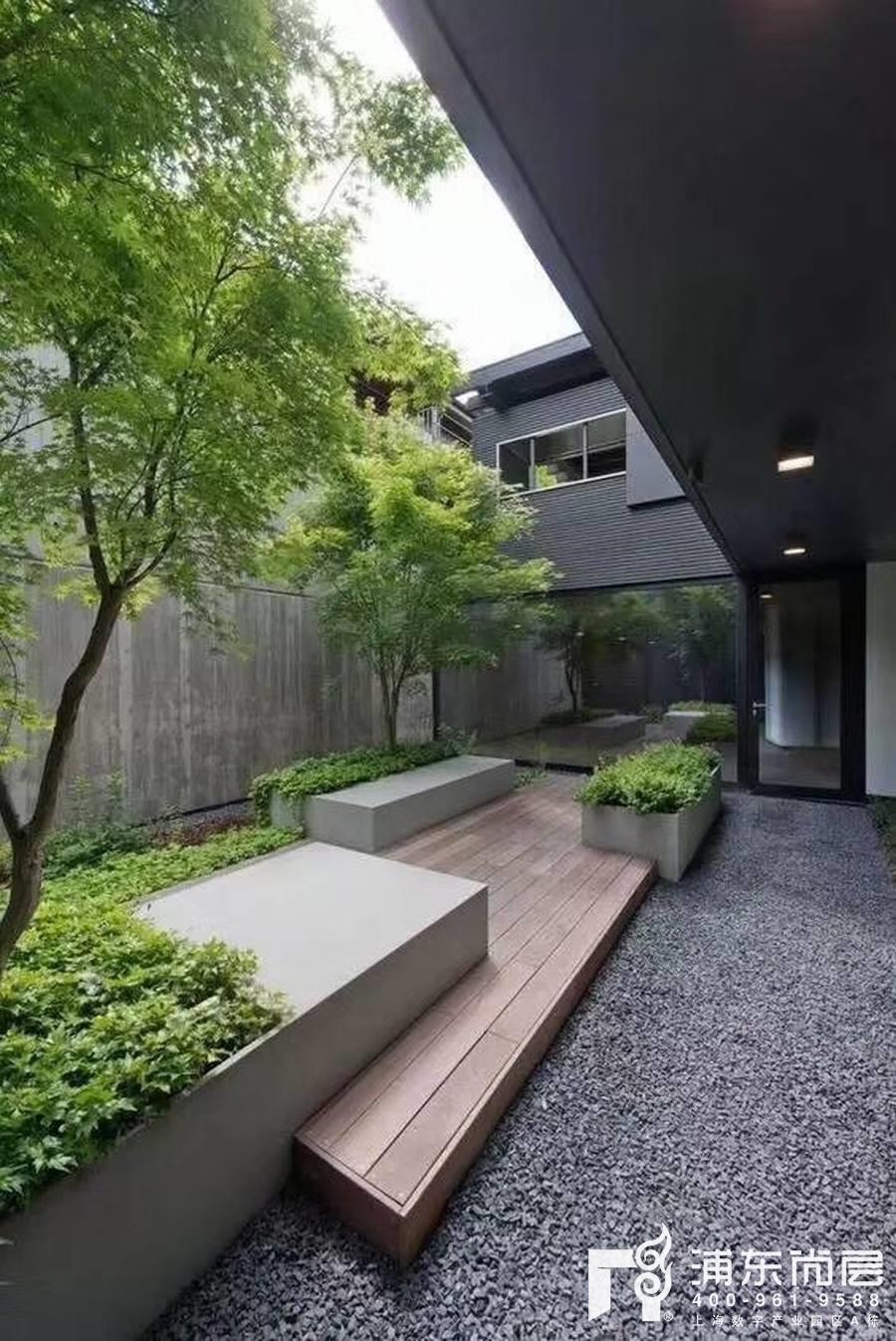 别墅花园设计实景图片大全,爱生活爱自由的享受