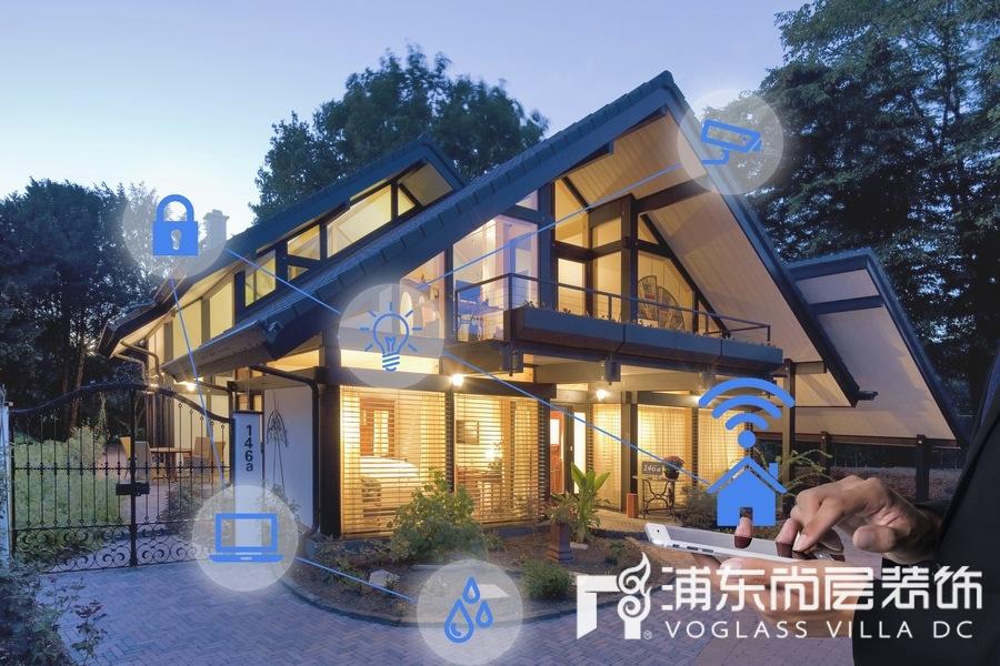 別墅室內房間數量比一般的公寓房要多很多,燈光系統的分布根據不同功能空間的布局也反復多樣,一個觸摸控制面板,將一棟別墅內的燈光系統均自成體系,讓您真正實現家居生活的智能化、舒適化和便捷化。   5. 音樂系統