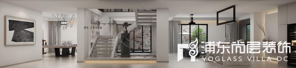 长泰西郊别墅地下室装修设计效果图