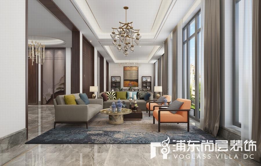 二层半别墅设计方案,平面图与效果图大全