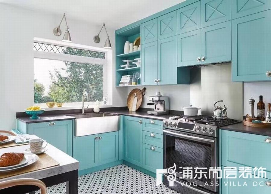 家居色彩搭配Tiffany蓝的魅力