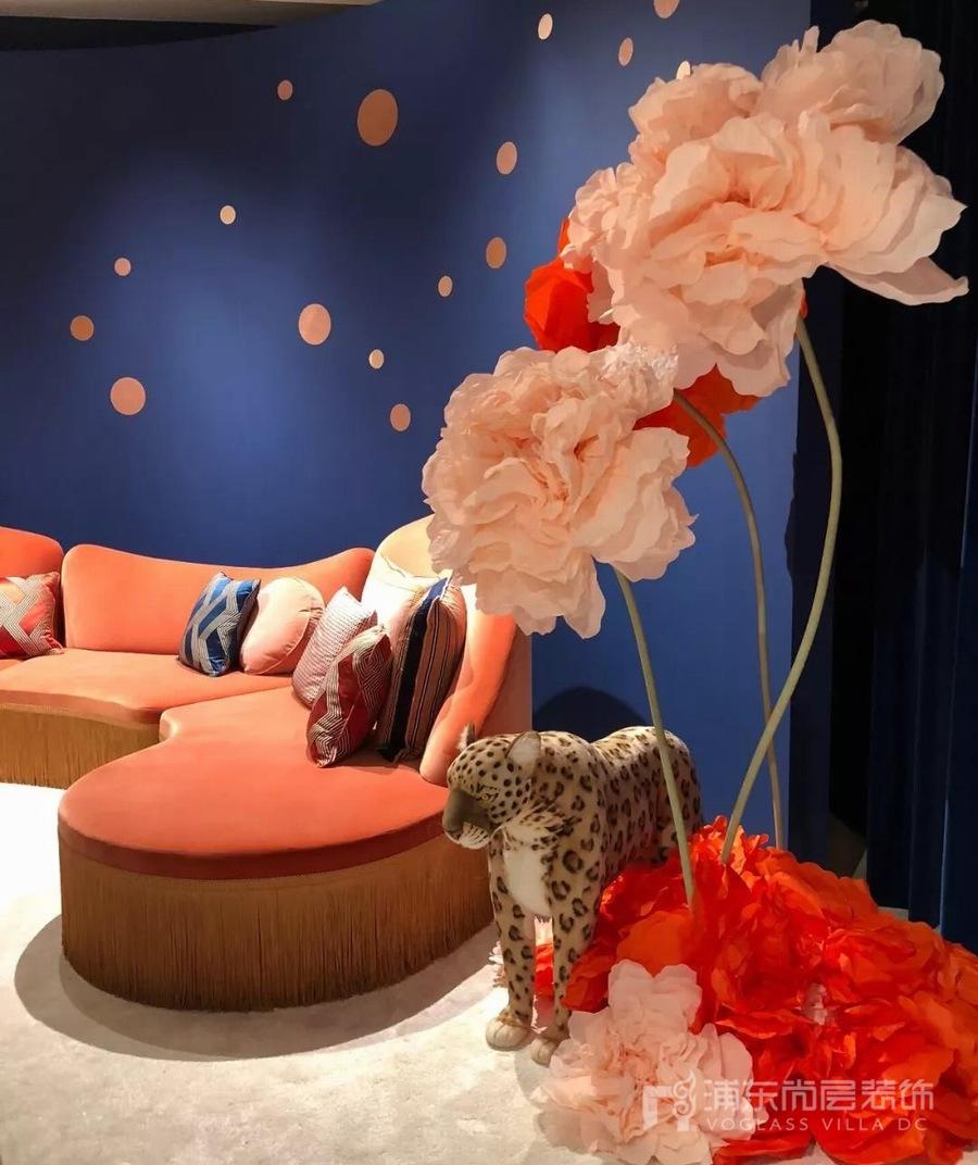 米兰设计展色彩流行趋势