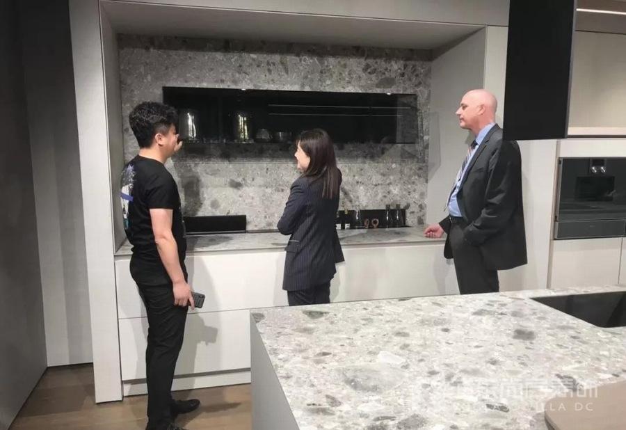 2018米兰厨房设计趋势