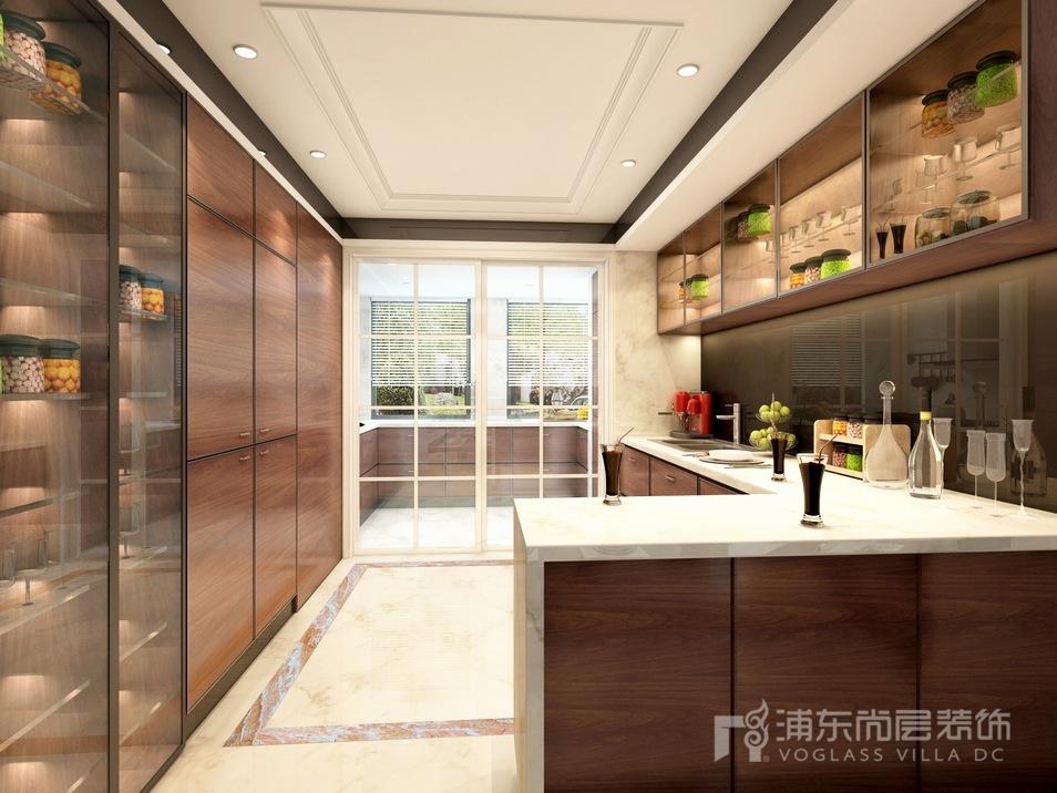 淮海名邸厨房装修设计效果图