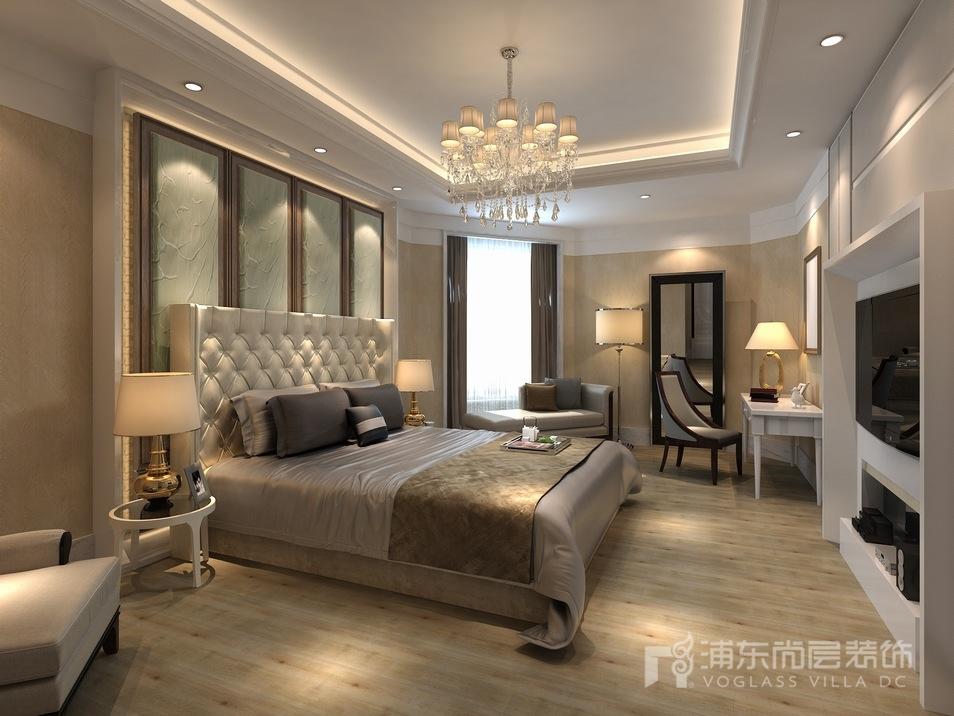 淮海名邸卧室装修效果图