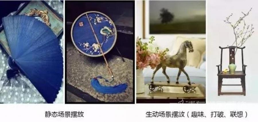 上海软装陈列技巧