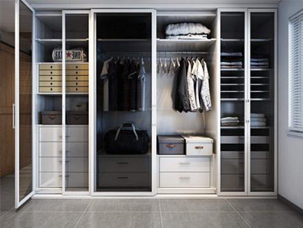 别墅装修衣柜设计的相关尺寸介绍