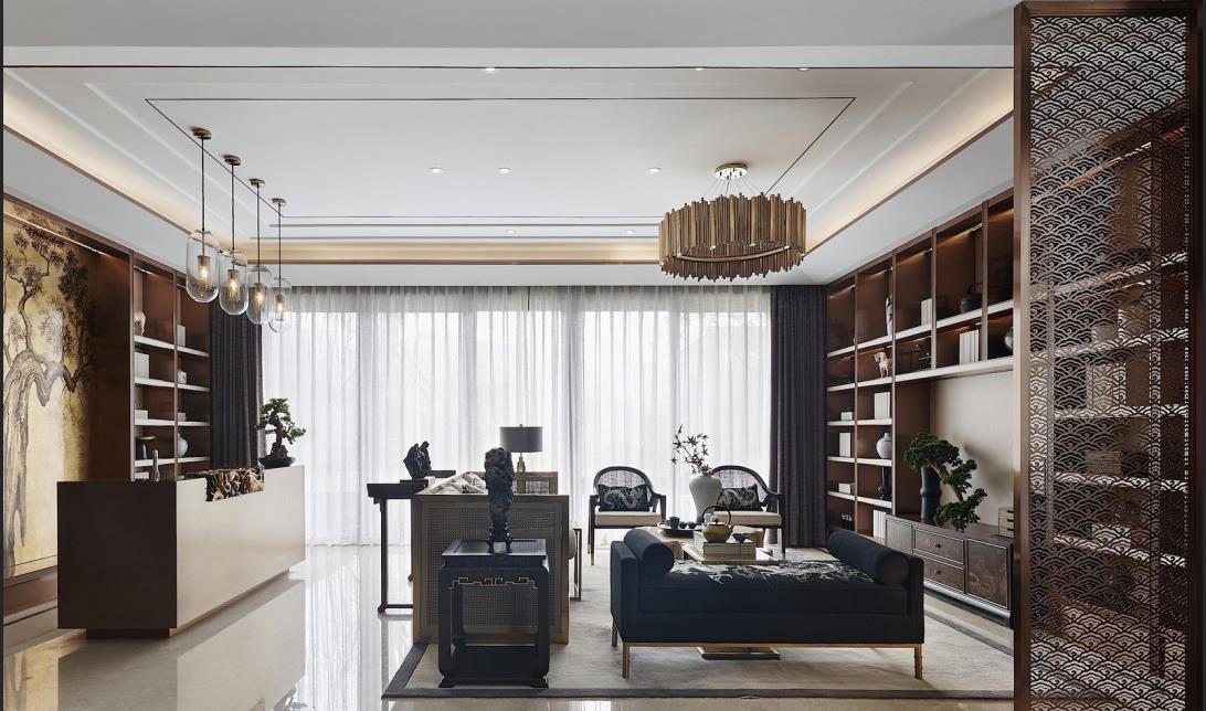 上海别墅装修中地板铺贴方式都有什么